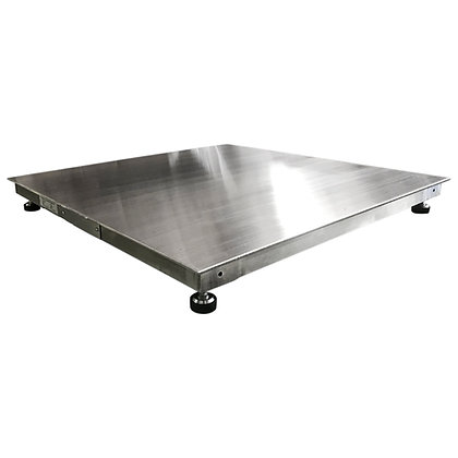 TUF-MADE Stainless Steel Floor Scale