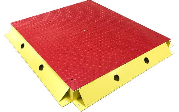 Floor Scale Bumper Guards