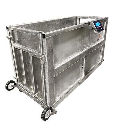 OP-930-LT Aluminum / Small Livestock Scale