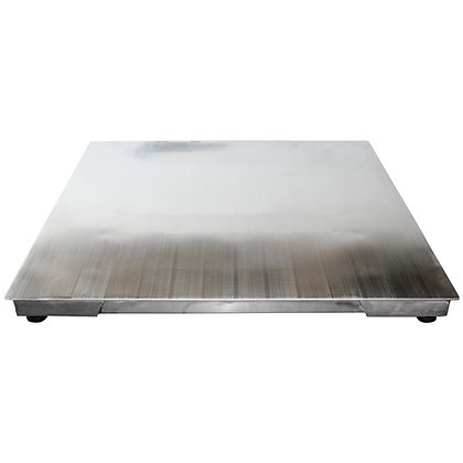 OP-916SS Stainless Steel Washdown Floor Scale