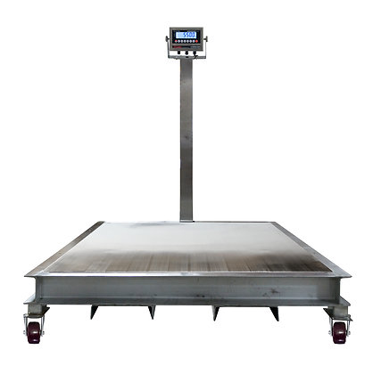 Stainless Steel Portability Pit Frame
