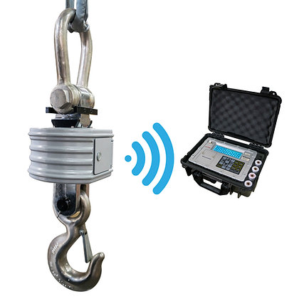 OP-925W Heavy Duty Wireless Crane Scale