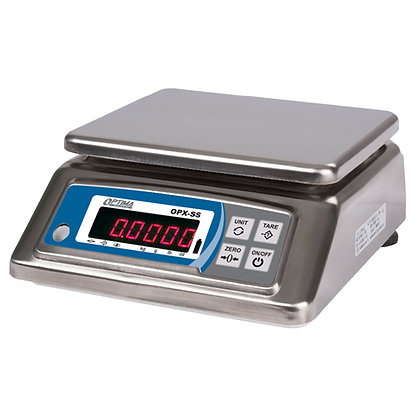 OPX-SS Washdown Bench Scale