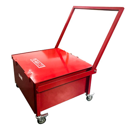 OP-928-C Portable Axle Pad Carrying Cart
