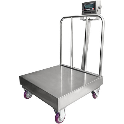 Take-Away Stainless Steel Bench Scale
