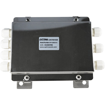 OP-416 6 Port Junction Box