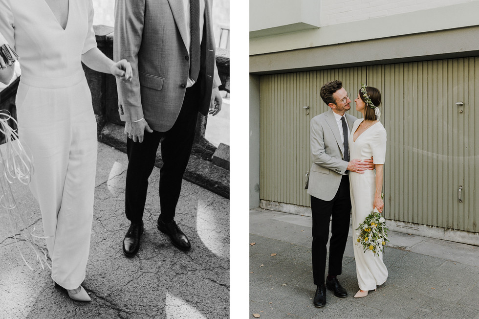 Veedel-Hochzeit in der Kölner Südstadt