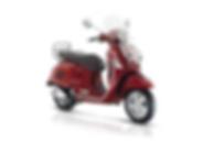 Vespa Gts touring 125cc