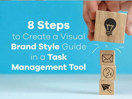 8 Steps to Create a Visual Style Guide for your Brand