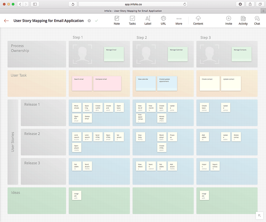 infolio-user-story-mapping-template-exam