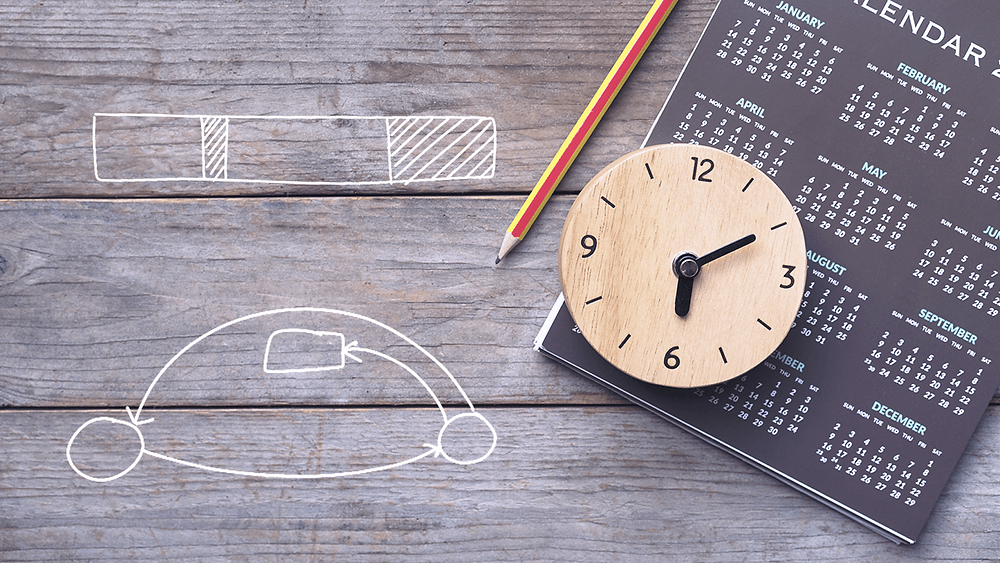 Infolio Blog: Do remote workers have a schedule?