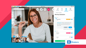 BlueJeans for team communication — powerful video conferencing and easy screen sharing