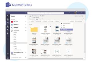 Microsoft Teams Content Collaboration