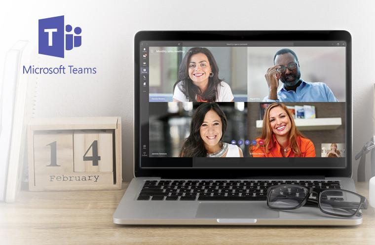 Microsoft Teams Video Conferencing