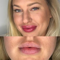 Lip Shading