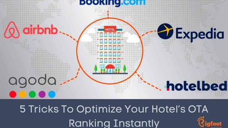 5 Tricks To Optimize Your Hotel's OTA Ranking Instantly