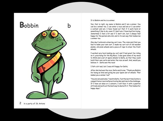 Meet Bobbin
