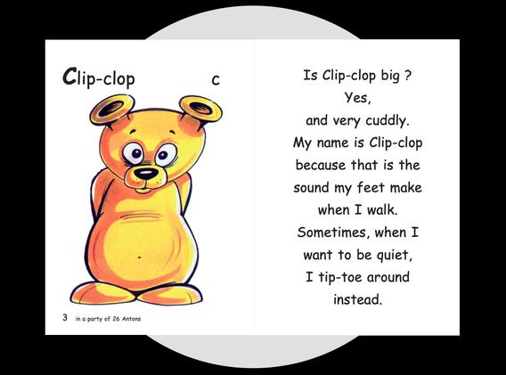 C for Clip-clop