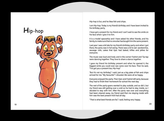 Hip-hop's message