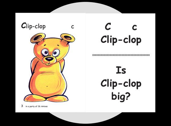 C for Clip-cliop
