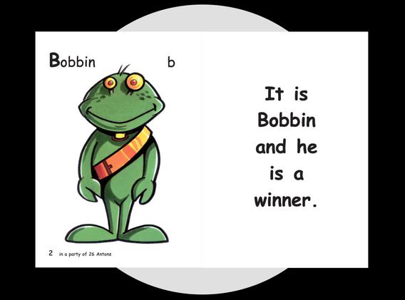 Bobbin's example
