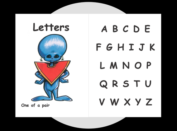 Introducing Letters