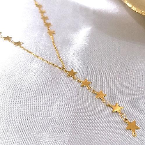Gargantilla corbatin Estrella