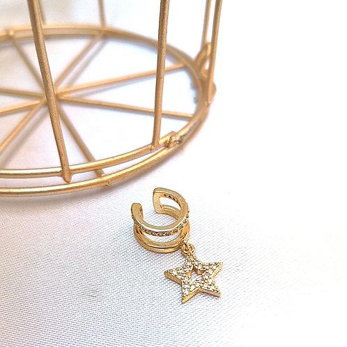 Piercing ajustable Estrella