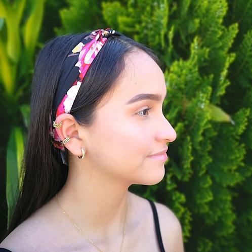 Banda cabello Flores