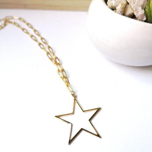 Maxi collar Estrella