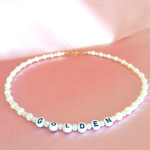 Collar GOLDEN
