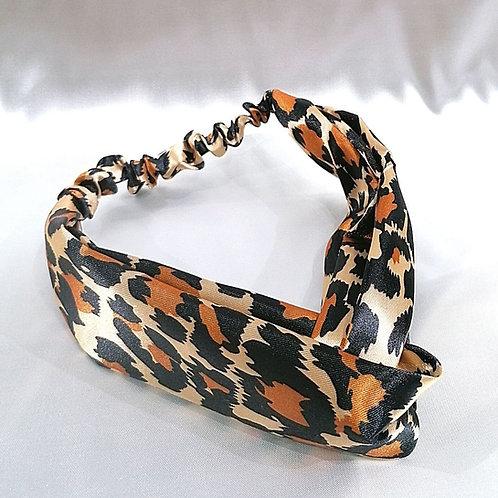 Banda para cabello Animal Print