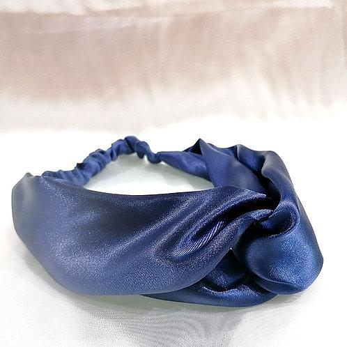 Banda para cabello Azul Marino
