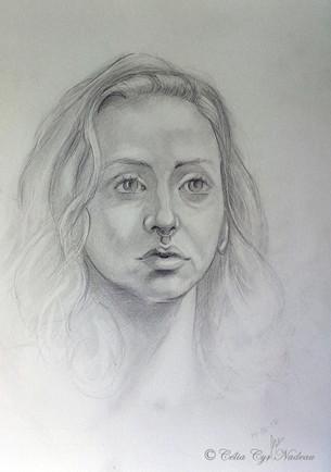Portrait de femme 01