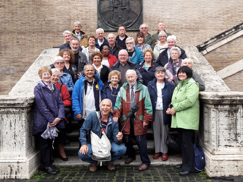 Parish Pilgrimage to Rome