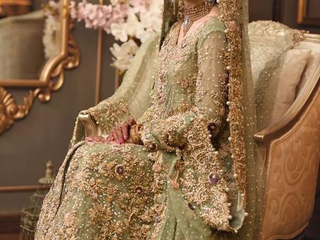 Top Pakistani Bridal Dresses Brands in the UK