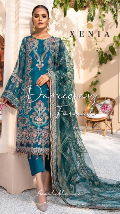 XENIA uk designer wear at hoorain.uk