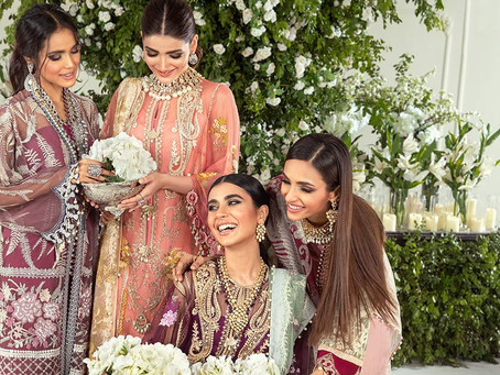 Why Pakistani Dresses are Famous in UK