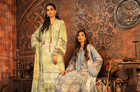 Top 7 Pakistani Dresses Brands in the UK for Autumn