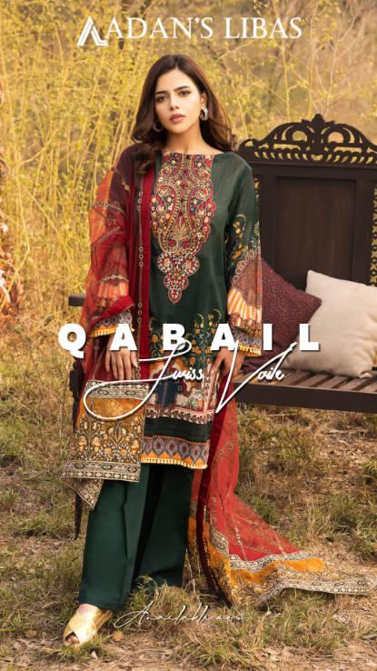 Adans Libas uk Qabail pakistani wear at