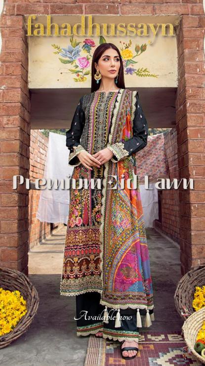 Fahadhussayn uk pakistani ladies wear at