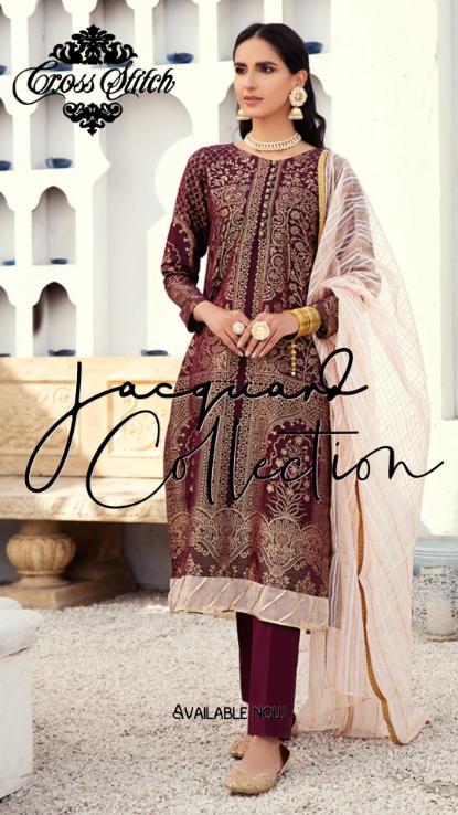 crossstitch uk pakistani wear at hoorain