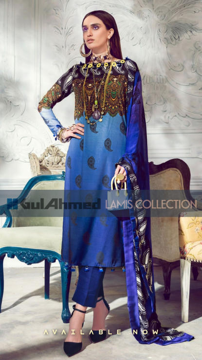 Gulahmed Lamis at hoorain collection