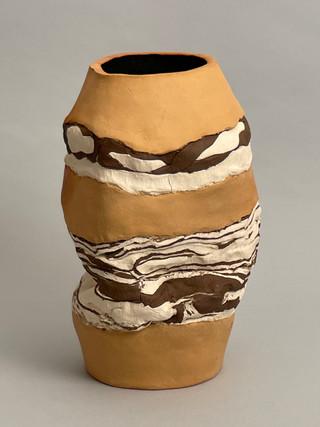 stoneware, glaze