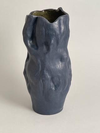 stoneware, underglaze, glaze
