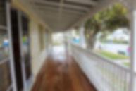 homestead veranda