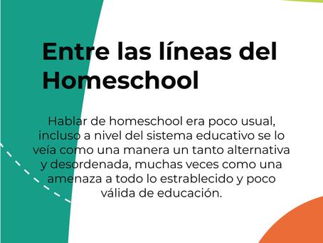 Entre las líneas del Homeschool