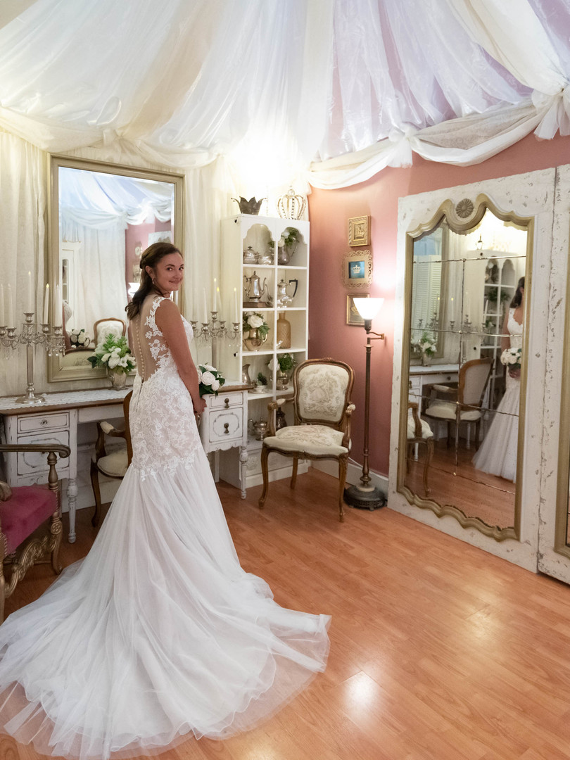 The Beautiful Bridal Room