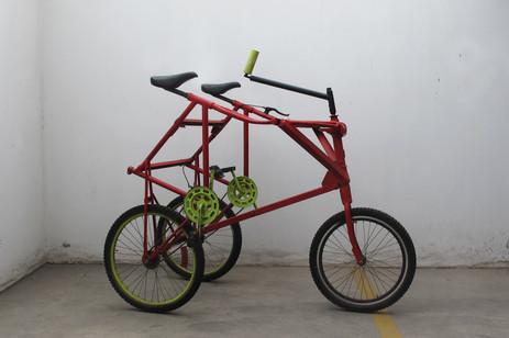 Triciclo Piramide.