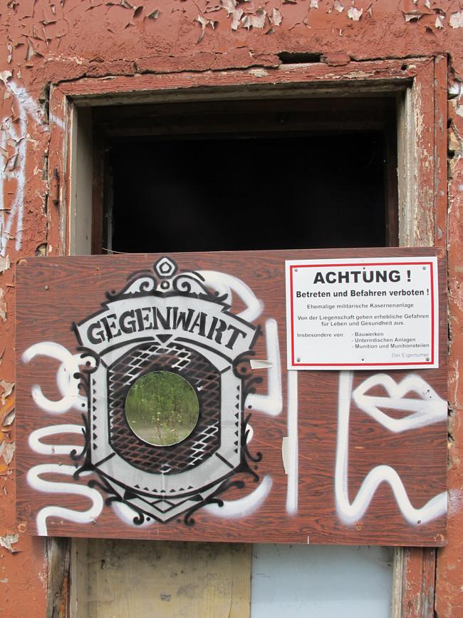 Gegenwart Bernau - Berlin